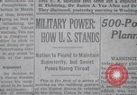 Image of military power New York United States USA, 1958, second 17 stock footage video 65675021419