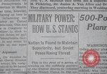 Image of military power New York United States USA, 1958, second 19 stock footage video 65675021419