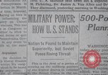 Image of military power New York United States USA, 1958, second 23 stock footage video 65675021419