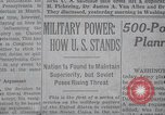 Image of military power New York United States USA, 1958, second 24 stock footage video 65675021419