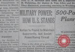 Image of military power New York United States USA, 1958, second 25 stock footage video 65675021419