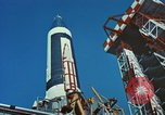 Image of Atlas missile United States USA, 1958, second 21 stock footage video 65675021427
