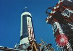 Image of Atlas missile United States USA, 1958, second 23 stock footage video 65675021427