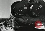 Image of Mercury Atlas MA-9 rocket erected Cape Canaveral Florida USA, 1963, second 7 stock footage video 65675021462