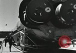 Image of Mercury Atlas MA-9 rocket erected Cape Canaveral Florida USA, 1963, second 8 stock footage video 65675021462