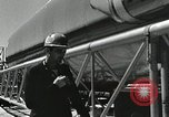 Image of Mercury Atlas MA-9 rocket erected Cape Canaveral Florida USA, 1963, second 19 stock footage video 65675021462