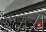 Image of Mercury Atlas MA-9 rocket erected Cape Canaveral Florida USA, 1963, second 22 stock footage video 65675021462