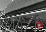 Image of Mercury Atlas MA-9 rocket erected Cape Canaveral Florida USA, 1963, second 23 stock footage video 65675021462