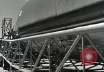 Image of Mercury Atlas MA-9 rocket erected Cape Canaveral Florida USA, 1963, second 25 stock footage video 65675021462