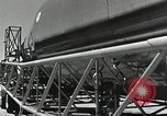 Image of Mercury Atlas MA-9 rocket erected Cape Canaveral Florida USA, 1963, second 26 stock footage video 65675021462