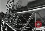Image of Mercury Atlas MA-9 rocket erected Cape Canaveral Florida USA, 1963, second 33 stock footage video 65675021462