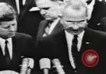 Image of White House award ceremony United States USA, 1963, second 21 stock footage video 65675021469