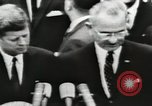 Image of White House award ceremony United States USA, 1963, second 22 stock footage video 65675021469