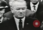 Image of White House award ceremony United States USA, 1963, second 42 stock footage video 65675021469