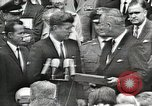 Image of White House award ceremony United States USA, 1963, second 44 stock footage video 65675021469