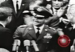 Image of White House award ceremony United States USA, 1963, second 49 stock footage video 65675021469