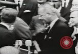 Image of White House award ceremony United States USA, 1963, second 52 stock footage video 65675021469