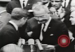 Image of White House award ceremony United States USA, 1963, second 53 stock footage video 65675021469