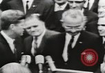 Image of White House award ceremony United States USA, 1963, second 54 stock footage video 65675021469
