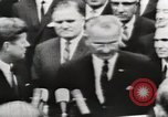 Image of White House award ceremony United States USA, 1963, second 55 stock footage video 65675021469