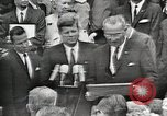 Image of White House award ceremony United States USA, 1963, second 58 stock footage video 65675021469