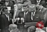 Image of White House award ceremony United States USA, 1963, second 59 stock footage video 65675021469