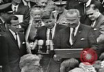 Image of White House award ceremony United States USA, 1963, second 62 stock footage video 65675021469