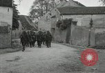 Image of 4th Infantry troops Romney France, 1918, second 1 stock footage video 65675021483