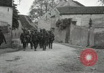 Image of 4th Infantry troops Romney France, 1918, second 4 stock footage video 65675021483