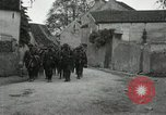Image of 4th Infantry troops Romney France, 1918, second 5 stock footage video 65675021483