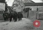 Image of 4th Infantry troops Romney France, 1918, second 6 stock footage video 65675021483