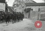 Image of 4th Infantry troops Romney France, 1918, second 7 stock footage video 65675021483