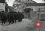 Image of 4th Infantry troops Romney France, 1918, second 8 stock footage video 65675021483
