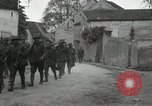Image of 4th Infantry troops Romney France, 1918, second 11 stock footage video 65675021483