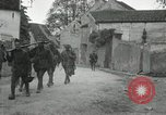 Image of 4th Infantry troops Romney France, 1918, second 13 stock footage video 65675021483