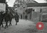 Image of 4th Infantry troops Romney France, 1918, second 14 stock footage video 65675021483