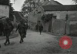 Image of 4th Infantry troops Romney France, 1918, second 15 stock footage video 65675021483