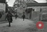 Image of 4th Infantry troops Romney France, 1918, second 16 stock footage video 65675021483