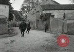 Image of 4th Infantry troops Romney France, 1918, second 21 stock footage video 65675021483