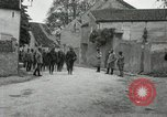 Image of 4th Infantry troops Romney France, 1918, second 24 stock footage video 65675021483