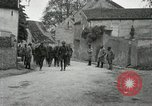Image of 4th Infantry troops Romney France, 1918, second 26 stock footage video 65675021483