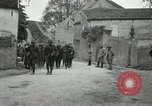 Image of 4th Infantry troops Romney France, 1918, second 28 stock footage video 65675021483