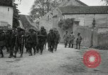Image of 4th Infantry troops Romney France, 1918, second 34 stock footage video 65675021483