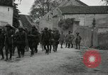 Image of 4th Infantry troops Romney France, 1918, second 35 stock footage video 65675021483