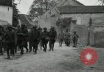 Image of 4th Infantry troops Romney France, 1918, second 36 stock footage video 65675021483