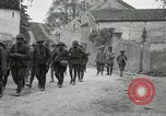 Image of 4th Infantry troops Romney France, 1918, second 37 stock footage video 65675021483