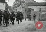 Image of 4th Infantry troops Romney France, 1918, second 38 stock footage video 65675021483