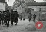 Image of 4th Infantry troops Romney France, 1918, second 40 stock footage video 65675021483