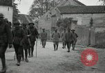 Image of 4th Infantry troops Romney France, 1918, second 42 stock footage video 65675021483