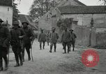 Image of 4th Infantry troops Romney France, 1918, second 43 stock footage video 65675021483